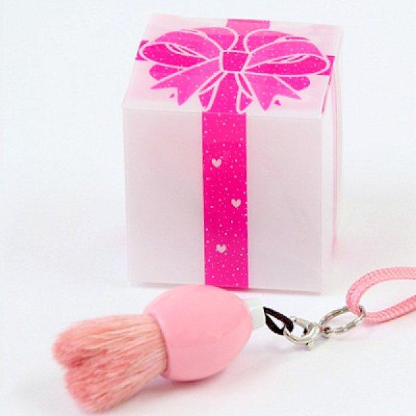 画像1: 携帯ストラップ(ピンク) (1)
